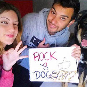 Ganador concurso Rock & Dogs Alicante!!